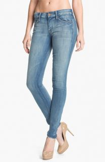 MOTHER The Looker Skinny Stretch Jeans (Cream Soda)