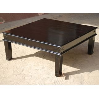 contemporary ebony sofa cocktail coffee table living room furniture
