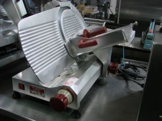 Used Fleetwood EF12 12 Manual Meat Cheese Deli Slicer