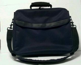Travel Bag Briefcase Laptop Computer Papers Books Clothes Camper