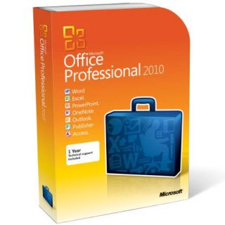 14964 Office Professional 2010 Complete Package United States