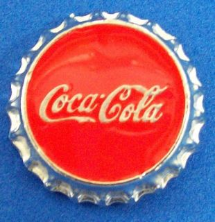 Coca Cola Bottle Cap Pin