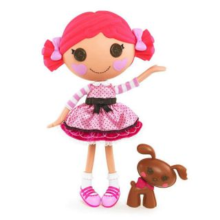 Lalaloopsy Toffee Cocoa Cuddles Large 12 Doll w Pet Dog Christmas