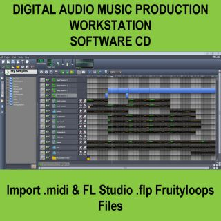the development of digital audio workstations essay The history of midi digital audio/midi workstations midi editors and processors creating with midi midi in music production scoring for film and tv notation.