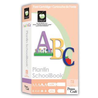 Cricut Plantin Schoolbook~Font modified 6 ways~Tags, Envelopes, Cards
