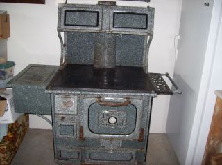 Home Comfort wood cook stove in Stoves