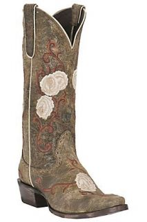 Ariat Ladies Corazon Cowboy Boots 10008766