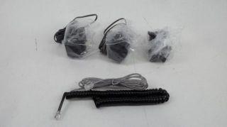 KX TG1061M Cordless/Corded Phone with Answering Machine, Metallic Grey