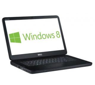 Dell 15.6 Notebook Intel Core i3 6GB RAM 500GBHD Windows 8 —