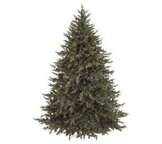 Bethlehem Lights 7 1/2 Hunter Fir Tree w/ Pinecones —