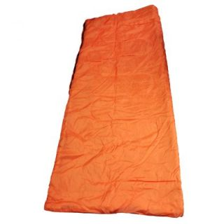 Outdoor Cool Weather Camping Hiking Sleeping Bag 71X59 with Carry