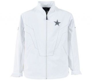 NFL Dallas Cowboys Sideline United Softshell Jacket —