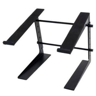 Table Top or Desk Laptop Stand Steel Rack Laptop Keyboard Stand