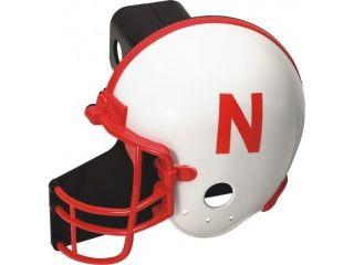 Tailgate Hitch Cover College Football Helmet Nebraska Cornhuskers