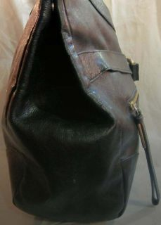 GENUINE FOLEY & CORINNA JET SET TOTE HANDBAG BLACK   MSRP$495.00