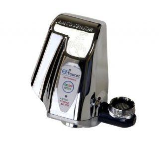 Water Saving Automatic Sensor EZ Faucet Adapter —