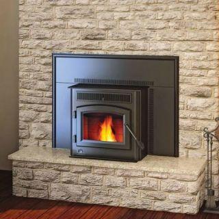 TPI35 EPA Pellet Corn Fireplace Insert Multi Fuel Efficient Napoleon