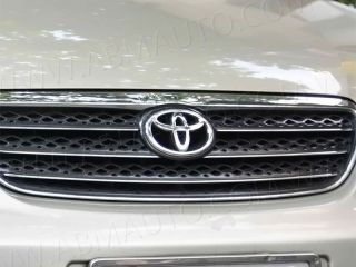 2003 2008 Toyota Corolla Grill Front Bumper Grille Emblem Logo 75311