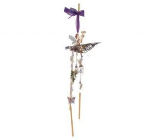 Kirks Folly Butterfly Magic Windchime —
