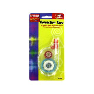 New Wholesale Case Lot 48 Office Supplies Correction Tape