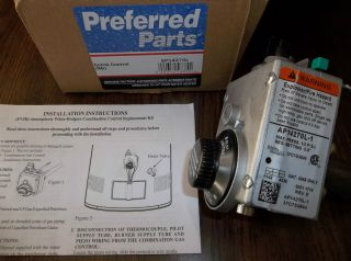 WHITE RODGERS 1 2 water heater natural gas control valve AP14270L