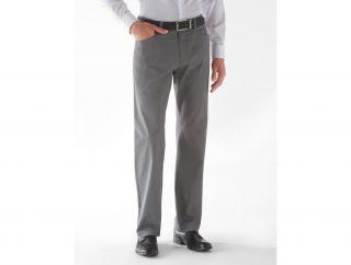 Calvin Klein Mens Bryant Slim Fit Brushed Cotton Pants