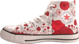 Mens Converse Chuck Taylor All Star Product Red Owl Hi