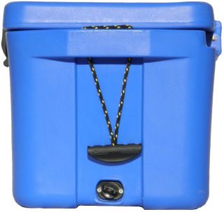 55qt Blue Ice Chests Cooler Boxes True Blue Coolers Camping