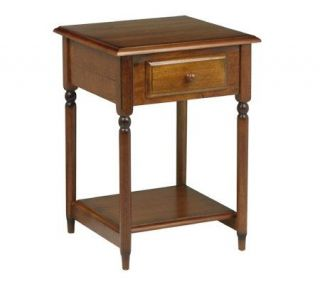 Knob Hill Solid Wood Accent Table by Office Star —