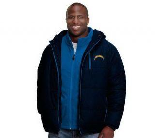 NFL Pro Line Mens 3 in 1 Jacket & Fleece Combo Set   A225951