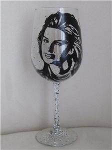 Wine Glass Shania Twain Country Pop Music Singer Song Writer
