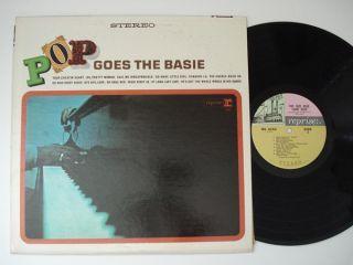 count basie pop goes the basie reprise jazz lp