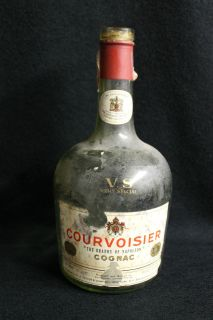 Vs Courvoisier Cognac Champagne Liquor Glass Bole