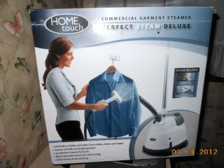 Box Home Touch PS 250A Perfect Steam Deluxe Commercial Garment Steamer