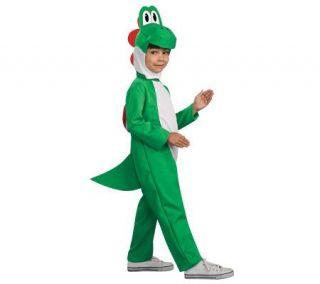 Super Mario Yoshi Child Costume —