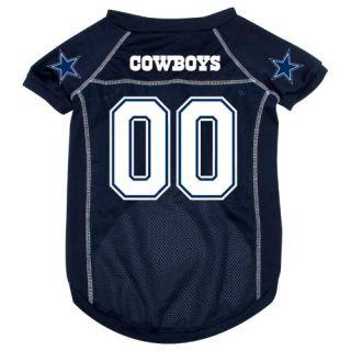 Dallas Cowboys NFL Dog Jersey V3