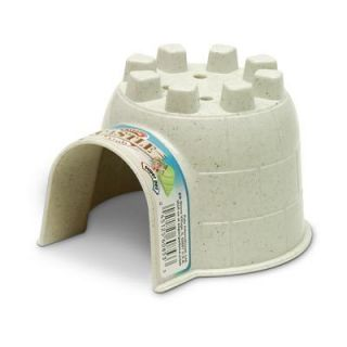 Superpet Little Hermit Crab SAND CASTLE Pet Habitat Cave Climbing Toy