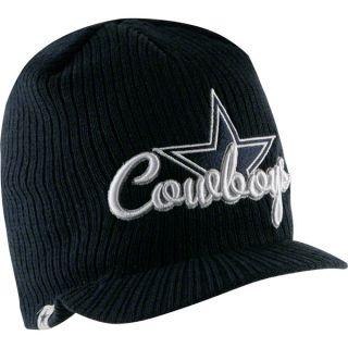 dallas cowboys navy new era retro viza knit hat