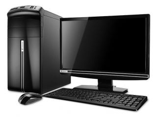 DX4831 Desktop PC Includes 20 Widescreen Monitor Accessories