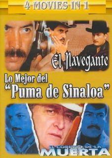 Puma de Sinaloa El Navegante El Corrido de La Muerta DVD New