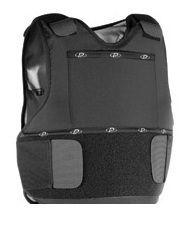 PPE Concealable Body Armor Vest Level IIIA Brand New