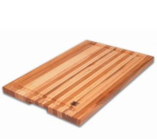 Solid Edge Grain Maple 16 x 24 x 1 1/4 Cutting Board —