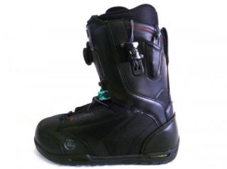 K2 Ryker Boa 2012 Mens Snowboard Boot Black Size 10,11   NEW
