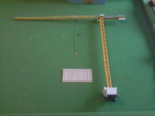 Tower Crane Diecast Model Liebherr 110 EC B 6 Fr Tronic Brand New