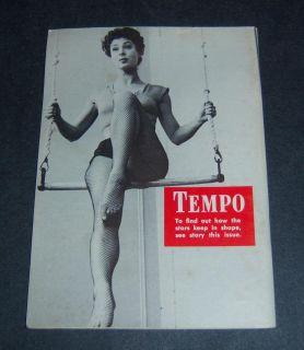 Tempo Magazine February 5 1957 Dani Crayne