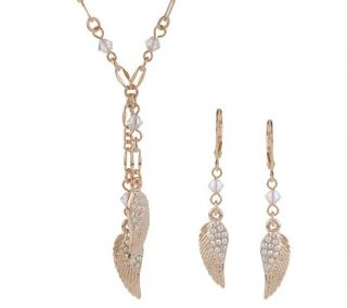 Kirks Folly Free Spirit Necklace & Earring Set —