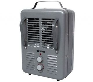 Optimus H 3013 Portable Utility Heater With Thermostat   H364275