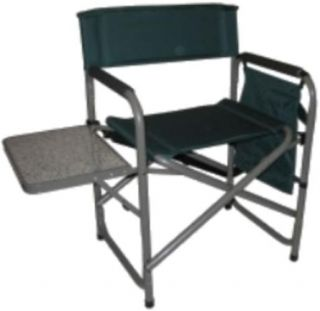 Crazy Creek Leisure Chair Camping Directors Aluminum Table Pockets 3