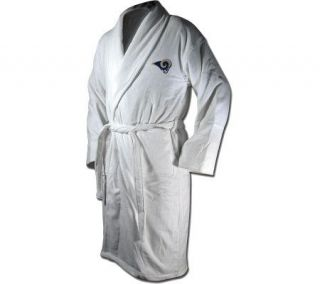 NFL St. Louis Rams Team Logo Embroidered Bath Robe   A313169