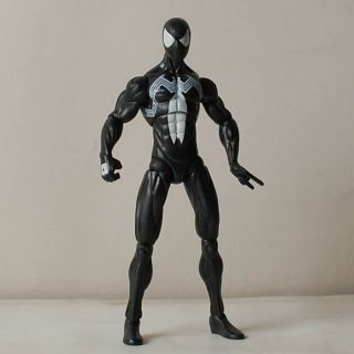 G24 Spider Man Classics Marvel Legends Black Costume